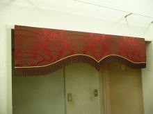 素敵なカーテン♪--Blog---おトイレ
