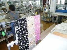 素敵なカーテン♪--Blog---工場内2