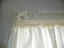 素敵なカーテン♪--Blog---スモックバルーン