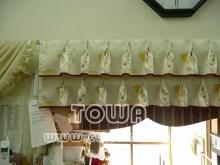 素敵なカーテン♪--Blog---プリーツバランス