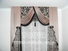 素敵なカーテン♪--Blog---カーテン正面