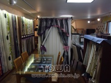 素敵なカーテン♪--Blog---curtain