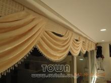 素敵なカーテン♪--Blog---ギャザーバランス