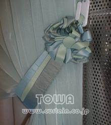 素敵なカーテン♪--Blog---タッセル