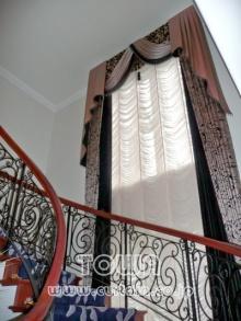 素敵なカーテン♪--Blog---カーテン施工後1