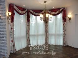 デザインカーテン