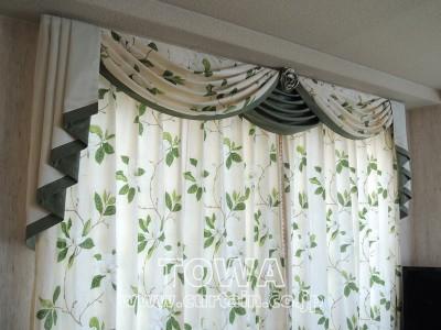 スイートベイのカーテン