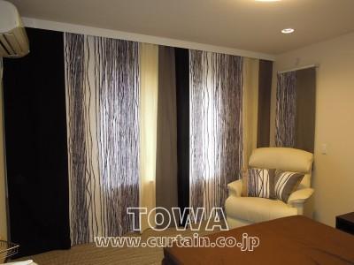 ロープスのカーテン