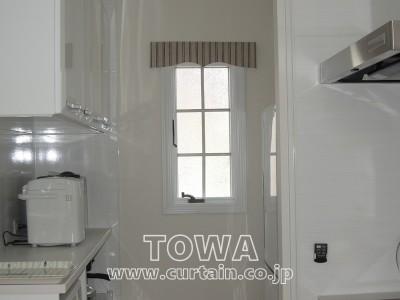 キッチンの小窓