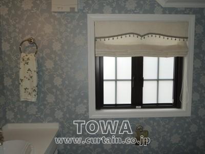 トイレの小窓
