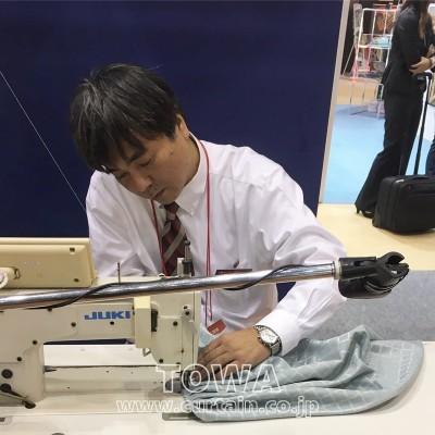 縫製ライブ