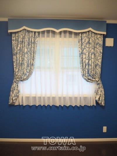 トワルドジュイのカーテン