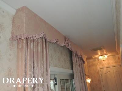 廊下のカーテン
