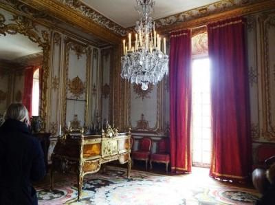 ベルサイユ宮殿 執務の間