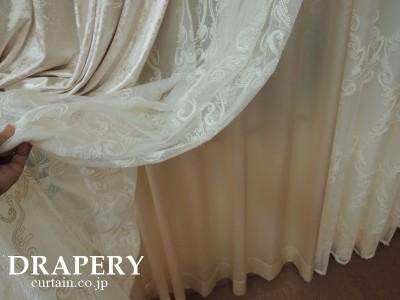 2枚重ねカーテン
