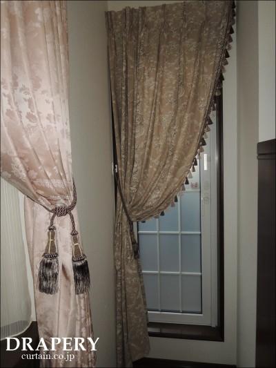 フランスのカーテン