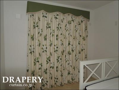 サンダーソンのカーテン