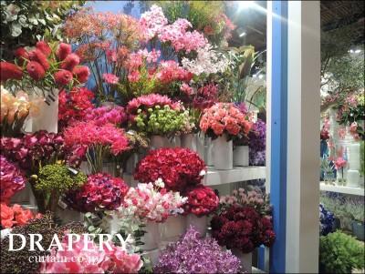 精工な造花
