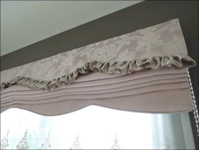 大人可愛いカーテン