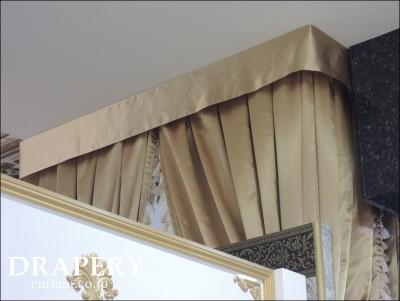 お城のカーテン