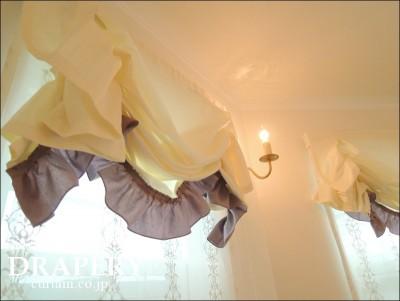おとぎの国のカーテン